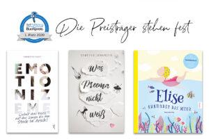 Read more about the article Die Gewinnertitel des Selfpublisher-Buchpreises 2020 stehen fest!
