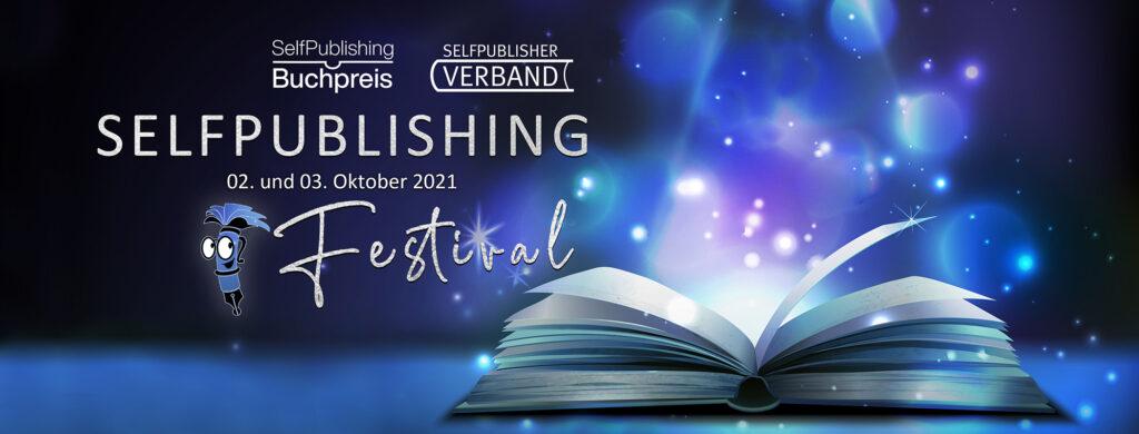 Selfpublishing-Festival 2021 am 02. und 03. Oktober