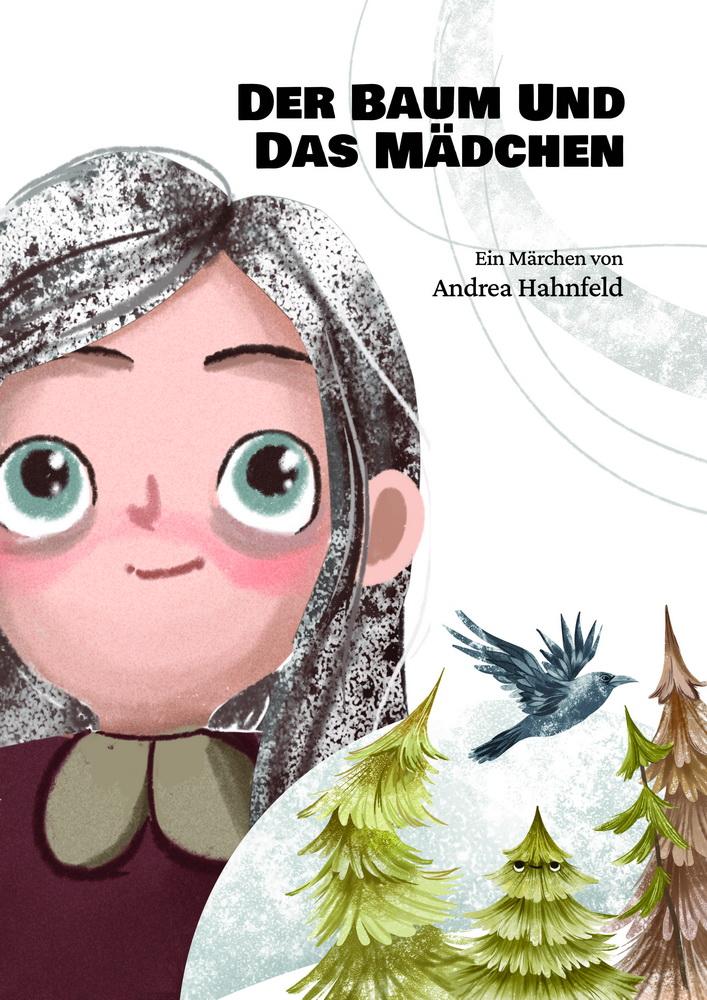 Der Baum und das Mädchen von Andrea Hahnfeld