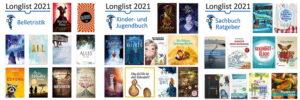 Read more about the article Die Longlist des Selfpublishing-Buchpreises 2021 steht fest